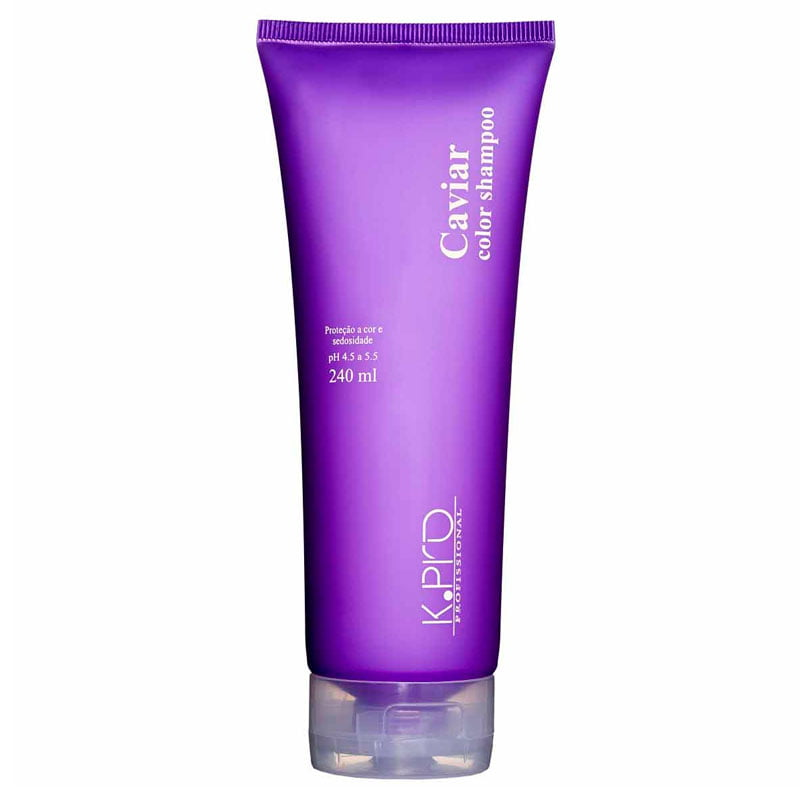 K.Pro Caviar Color Shampoo - 240 ml
