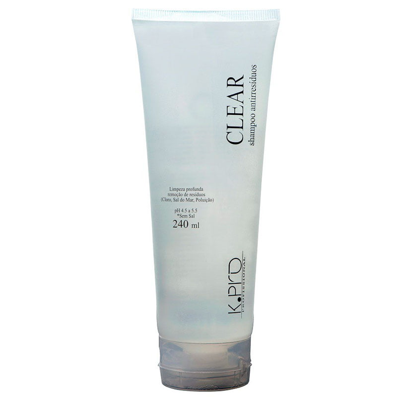 K.Pro Clear Shampoo Anti Resíduos - 240ml