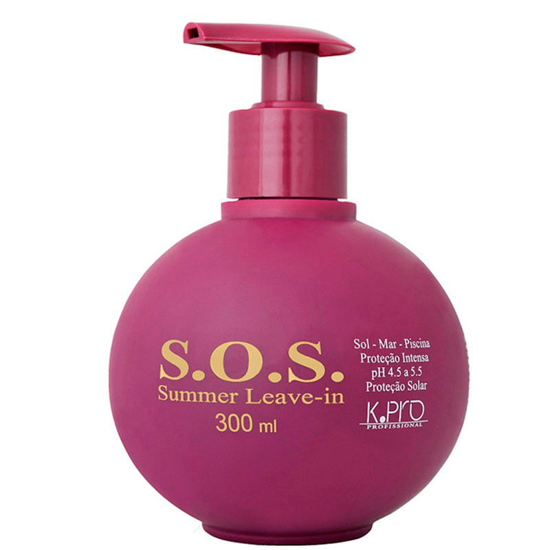 K. Pro S.O.S. Summer Leave In - 300ml