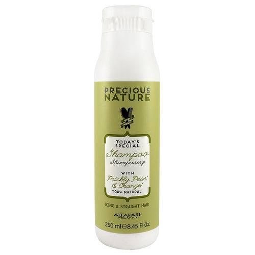 Alfaparf Precious Nature Long & Straight Hair - Shampoo - 250ml