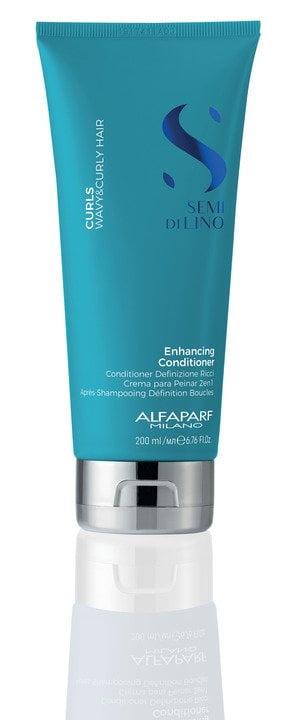 Alfaparf Semi Di Lino Enhancing Curls Conditioner - 200ml