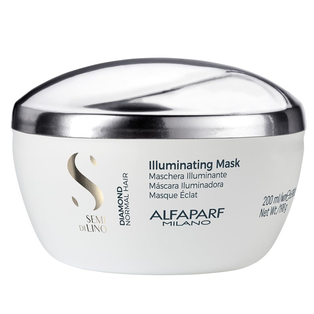 Alfaparf  Semi Di Lino - Illuminating Mask -200ml