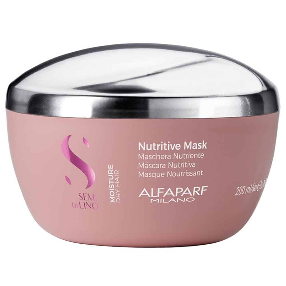 Alfaparf Semi Di Lino - Moisture Nutritive Mask - 200ml