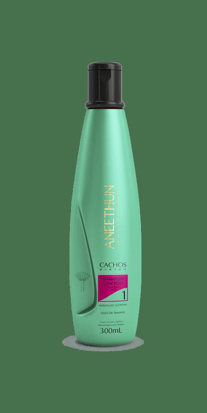 Aneethun Cachos System  Shampoo Lo Poo  -300ml