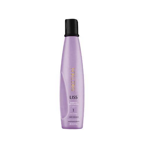 Aneethun Liss System Shampoo Disciplinante - 300ml