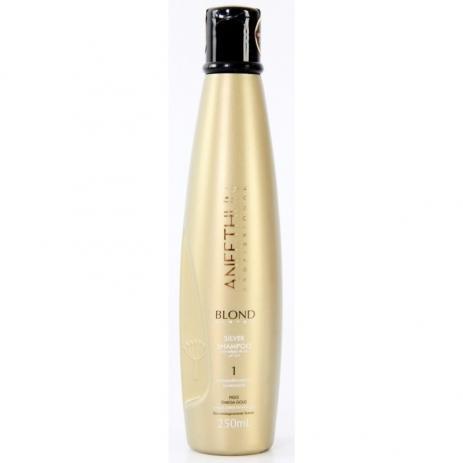 Aneethun Blond System Silver Shampoo - 300ml
