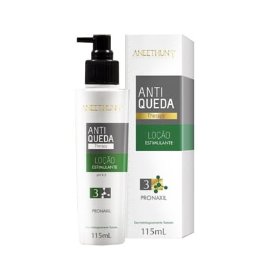 Aneethun AntiQueda Therapy Loção Estimulante - 115ml
