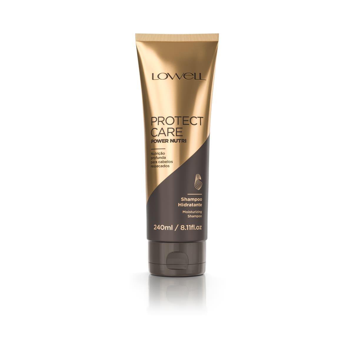 Lowell Shampoo Protect Care Power Nutri - 240ml