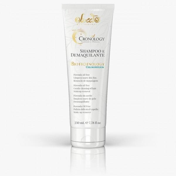 Sweet Hair Cronology  - Shampoo e Demaquilante - 230ml