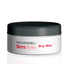Paul Mitchell Firm Style Dry Wax  Cera Modeladora - 50gr