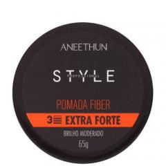 Aneethun Style Fiber Pomada Modeladora - 65gr