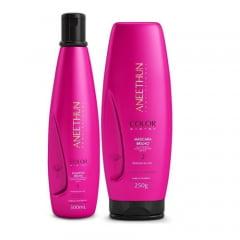 Kit Aneethun Color Shampoo 300ml e Máscara 250gr e Ganhe Finalizador