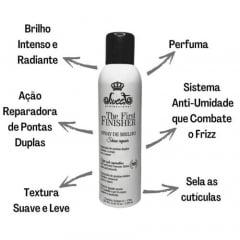 Sweet Hair  - The First Finisher Shine Repair - Spray de Brilho 250ml